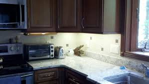 under cabinet kitchen led lights look great learn howto make them