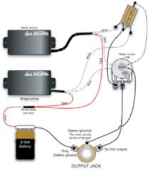 wiring diagram for guitar pickups the wiring diagram emg j set wiring diagram nodasystech wiring diagram
