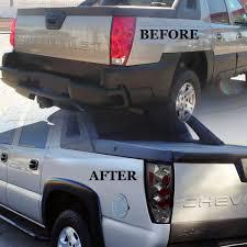SPYDER 2002-2006 Chevy Avalanche Tail Lights