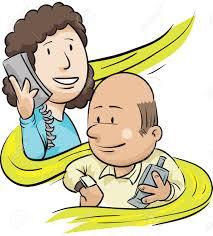 telefon karikatürleri ile ilgili görsel sonucu