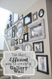 best 25 stair gallery wall ideas on picture wall ideas for