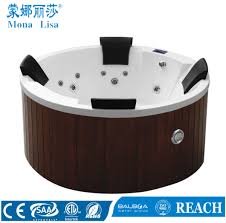 china 4 6 people capacity outdoor round spa hot tub m 3351 china spa outdoor spa