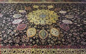carpet. ardabil carpet, detail carpet