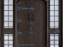 hollow metal door frame size