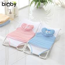 2019 newborn baby bath net seat mat holder support bed non slip bathtub for baby bath protection toddler shower accessories from rainbowny 22 63 dhgate