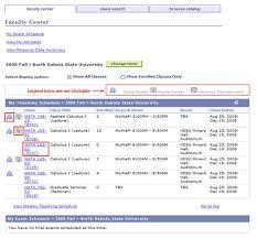 Class Schedule Class Roster Grade Roster Registration