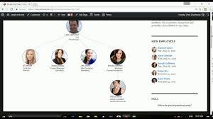 Simple Dynamic Org Chart Wordpress Plugin