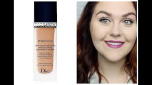 dior diorskin forever perfect foundation 1st impression review you