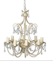 laura ashley 8 light chandelier