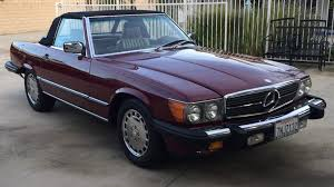 1987 was the second year of production for the 560sl model. 1987 Mercedes Benz 560sl Vin Wdbba48d1ha060247 Classic Com