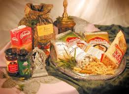 indian gourmet food gift dinner for four
