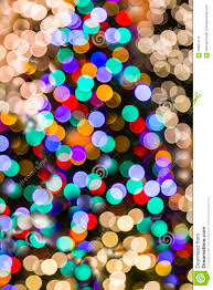 Vertical Christmas Lights Background Blurred Illustration 56667474