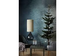 ... House Doctor Big table lamp grey glass