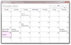 Onenote 2010 Templates Gtd Onenote 2010 Templates Calendar Template Business Regarding