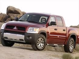 2007 Mitsubishi Raider Double Cab | Pricing, Ratings & Reviews ...