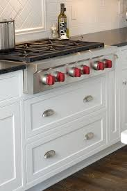 gas stove top cabinet. Love This Gas Cook Top With Cabinet Drawers Underneath Stove