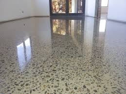 Polished Concrete Floor Kitchen Concrete Flooring Finishes Cost Droptom