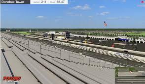 Seat Of The Week Pocono Raceway Pocono 400 Gander Rv 400