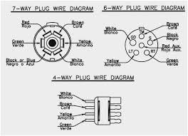 industry standard 6 pin trailer plug wiring diagram great 4 pin trailer connector wiring diagram amazing industry standard rh luverneband com 6 hole trailer wiring diagram six pin wiring diagram