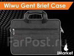 "Сумка-<b>чехол Wiwu</b> Gent Brief Case для ноутбука 13"". iMarket ..."