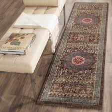 2x8 runner rug. Miracle 2x8 Rug Safavieh Mahal Traditional Grandeur Navy Red 2 X 8 Free Runner