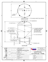 Oval Basement Tanks Wemac Oil Tank Chart 300 22 P Tank Chart