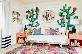 bohemian kids rooms boho decor ideas