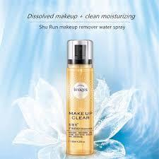 natural ings spa shu run clean moisturizing makeup remover water spray cleansing deep hydrophilic oil korea