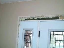 cost to replace front door and frame cost to replace front door and frame replace front door glass