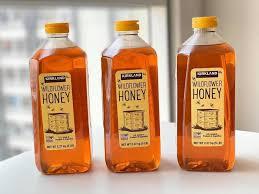 Kết quả hình ảnh cho mật ong kirkland clover honey - 2.27kg