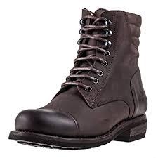 Rokker Boot Size Chart Amazon Com Rokker Urban Racer Mens Boots Dark Brown 42