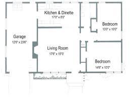 Small 2 Bedroom Floor Plans Small House Floor Plans 2 Bedrooms Simple Small House Floor Plans