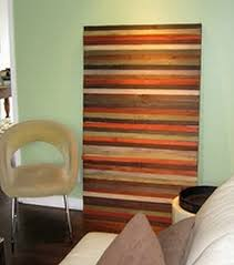 reclaimed lath wall. redwood lath reclaimed wall