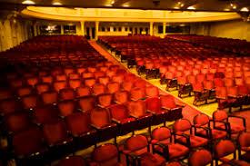capitol theatre seats
