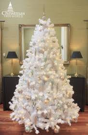 Pre Lit Bianca Pine White Christmas Tree World | For All Your Festive News \u0026 Guides