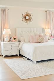 Orian Seaborn Rug Review: My New White Master Bedroom Rug - The Pink ...