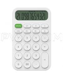 <b>Калькулятор Xiaomi MiiiW Calculator</b> (MWCL01) (белый ...
