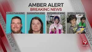 Amber Alert Issued For 3 Missing ...