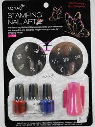 Konad Stamping Nail Art Kit - Set C Price in India - Buy Konad ...