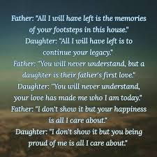 40 Father Daughter Quotes With Images Interesting Love Msgs For Him Hd Photos Telugu