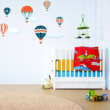 classic balloon wall stickers nursery wall stickers stickerscape