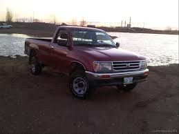 1997 Toyota T100 Regular Cab Specifications, Pictures, Prices