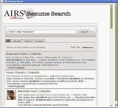Free Resume Search Portals In Usa
