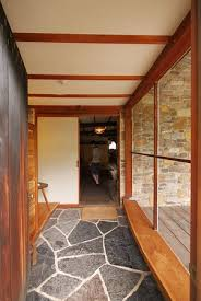 japanese style office. Nakashima Woodworkers: Japanese Style Front Entry Vestibule To Office. Office M