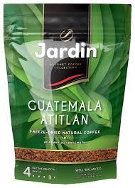 <b>Кофе растворимый Jardin</b> Guatemala Atitlan, пакет — купить по ...