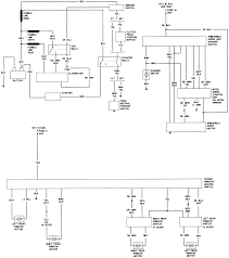 repair guides wiring diagrams wiring diagrams autozone com 30 chassis electrical schematic 1994 95 shadow and sundance