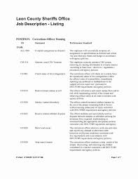 Security Guard Job Description For Resume 100 Unique Security Officer Resume Sample Objective Resume Cover 84