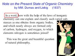 chemistry lecture radical and type theories work by  in a word how the help of the laws of inorganic chemistry can one