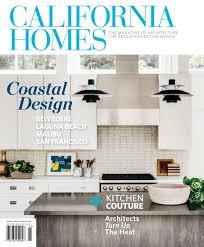 Nan Rosenblatt Interior Design California Homes May June 2019 By California Homes