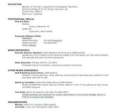 Create A Resume Gorgeous Create Resume For Job Resume Examples For Museum Jobs And Marvelous